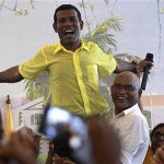 Government had secret talks with Nasheed