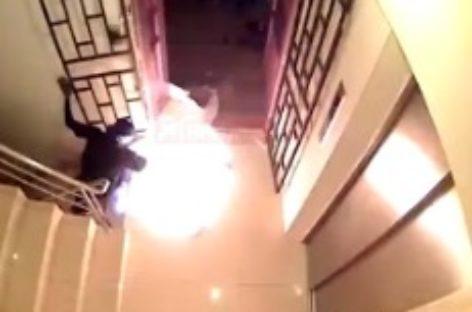 Witnesses testify against Raajje TV arson suspect