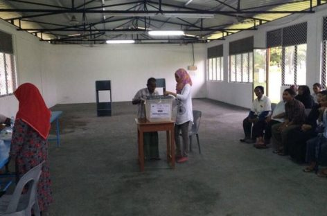 Election funding to be released by May 8