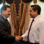 Indian High Commissioner to Maldives transferred to Denmark