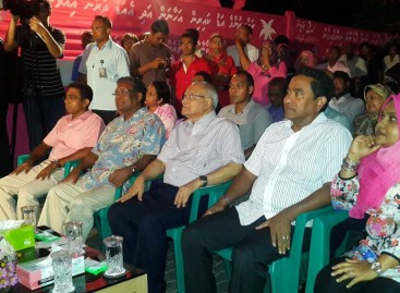 Participants of PPM rally will be subject to security checks