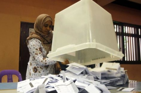 Parliament rejects proposal to invalidate tagged ballot papers
