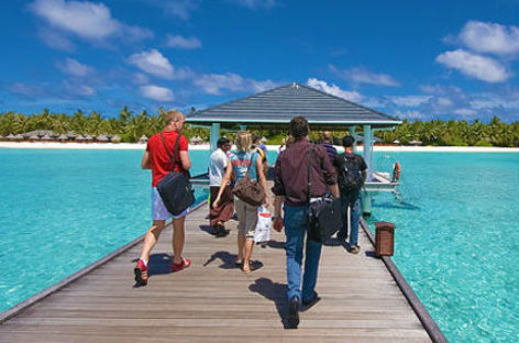 Tourist arrivals register double-digit growth in November