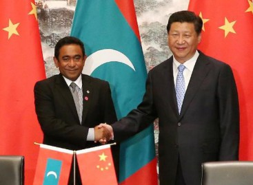 China's short-term affair with Yameen