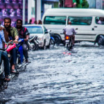 Malé under water: frequent floods demonstrate climate vulnerability
