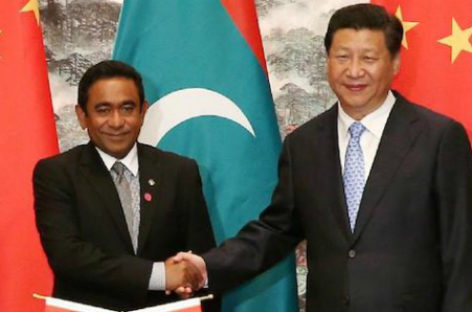 China projects worth more than 40% of Maldives GDP