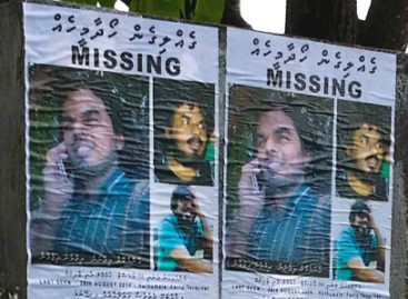 UN summons Maldives over journalist's disappearance