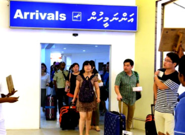 Tourist arrivals increase 4.3 percent in first quarter