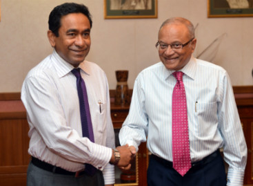 Gayoom urges PPM MPs to vote against government tourism bill
