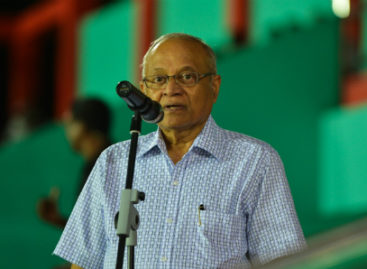 Army downgrades protection for Gayoom