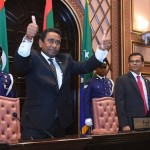 Change of venue for state opening of People's Majlis