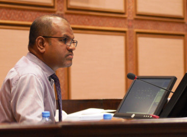 Ex-MP Nazim lodges complaint over mistreatment