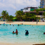 Report warns of negative environmental impact of developing artificial beach in Malé