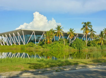 Contract signed to convert Addu convention centre to hospital