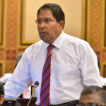 Gasim denies role in no-confidence motion against speaker
