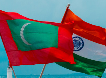 Maldives president appeals for restraint towards India