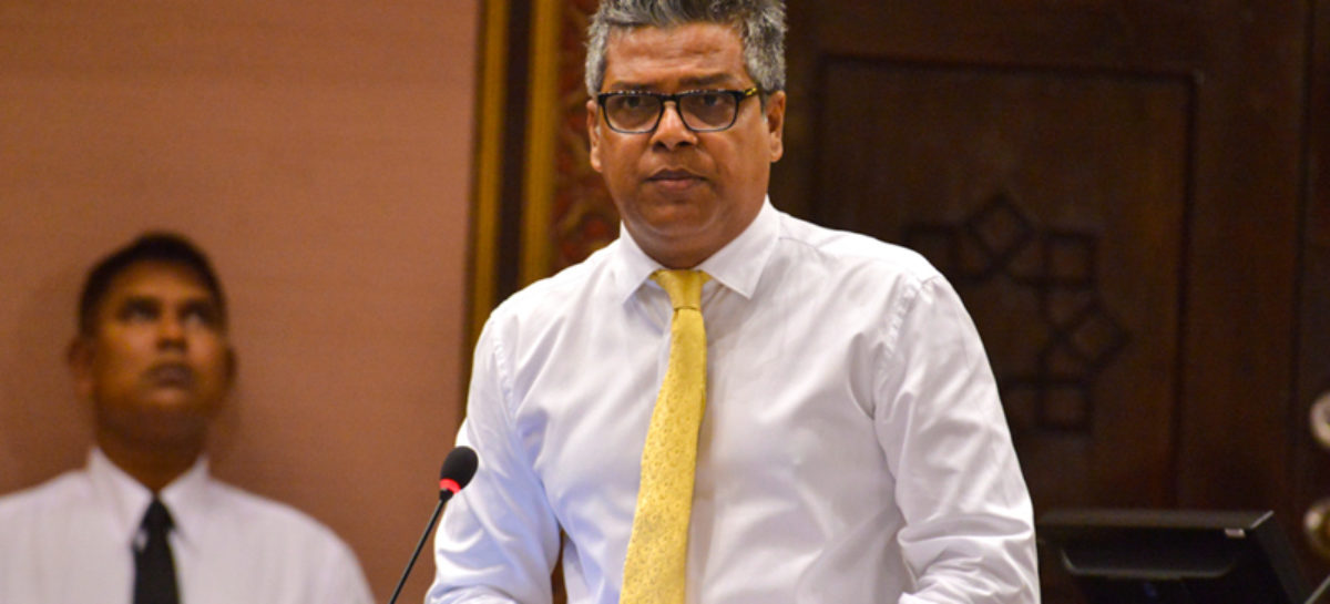 No single candidate from opposition, says ex-MDP chair