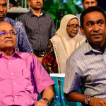Gayoom snubs independence day ceremonies