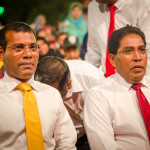 Gasim reassures coalition partners after Umar Naseer causes rift