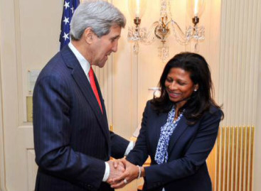 "US Senators urge Kerry to ""consider all options"" on Maldives"