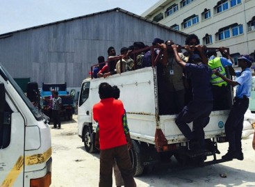 Two expats caught after escape from detention centre