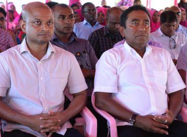 Gayoom faction forms breakaway group in parliament