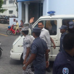 Ex-defence minister transferred to house imprisonment upon arrival in Malé