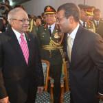 Gayoom denies demanding US$100k from Nasheed as 'goodwill' gesture