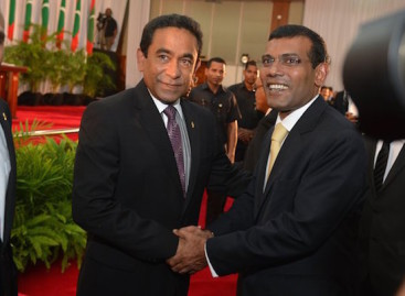 Testy tug-of-war continues over Nasheed's foreign trip