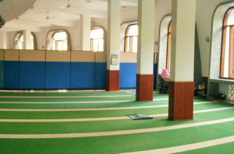 Mosque, story of my country
