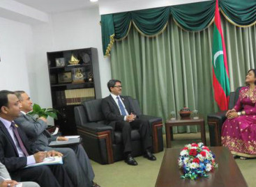 Bangladesh seeks stronger trade ties with Maldives
