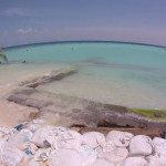 In Maafushi, guesthouses worry erosion may drive tourists away