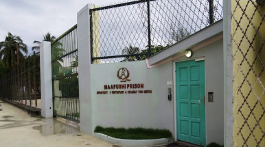 Inmate dies while undergoing treatment