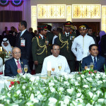 Caterer dismisses complaints of poor quality, corruption in presidential banquet