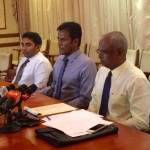 Government decides to relaunch political party talks