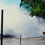Authorities on alert for tidal swells