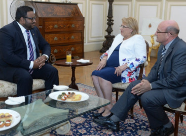 Adeeb in Malta on second leg of official trip