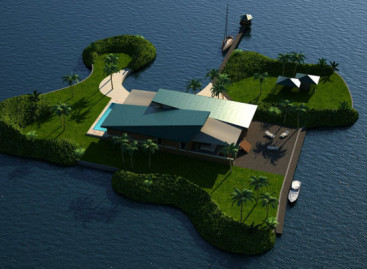 Plans underway to build floating luxury islands in the Maldives