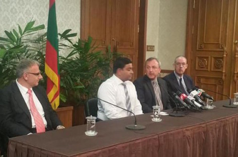 UK company offers to conduct oil exploration in Maldives