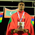 Maldives wins first gold medal in an international sporting event
