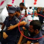 Complaint filed over pepper spray use, obstruction of Find Moyameehaa walk