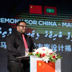 Government unveils design of 'China-Maldives friendship bridge'