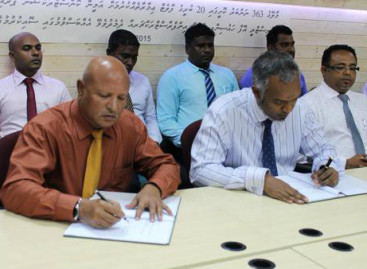 Amin Construction to build 90 luxury flats in Malé