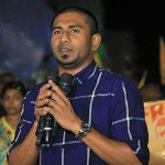 Independent MP on trial for 'obstructing police duty'