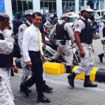 Court holds hearing on Nasheed's terror conviction as talks remain at a stalemate