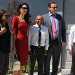 Government 'spied' on Nasheed's meeting with lawyers Amal Clooney, Jared Genser