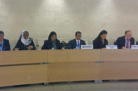 Maldives accepts UPR recommendations on judicial reform