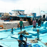 Fishermen barred from Malé north harbor
