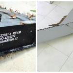 More 'plane debris' discovered in the Maldives