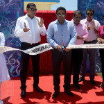 President Yameen makes rare visit to four islands